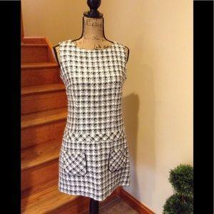 Laundry By Shelli Segal Dresses - Laundry by Shelli Segal black/white dress
